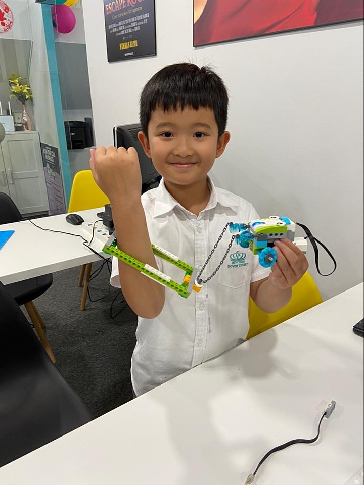 Kings and Dragons Coding and Robotics Camp For Ages 4 to 7 image