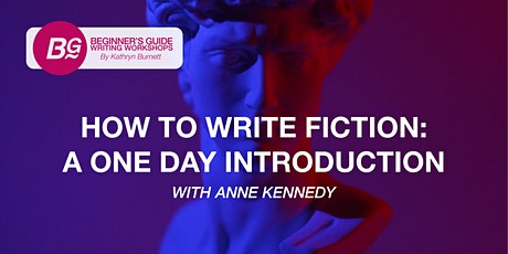 How to Write Fiction - Your One Day Introduction tickets
