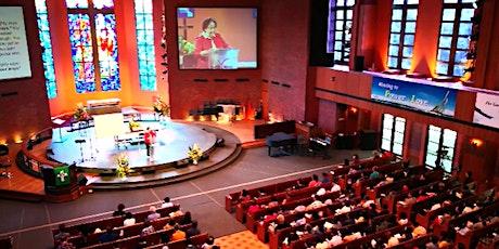 Paya Lebar Methodist Church 11.15AM English Service (Sanctuary) tickets