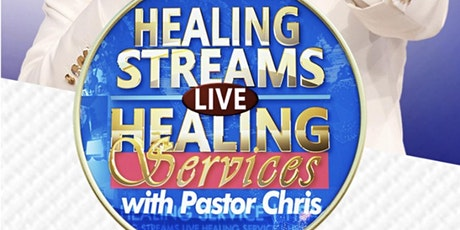 Healing Streams Live services tickets