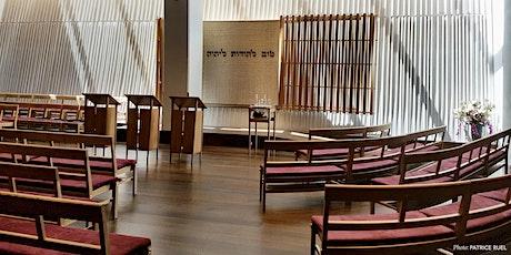 Kabbalat Shabbat Services tickets