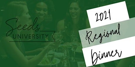 Seeds University Regional Dinner 2021 tickets