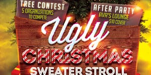 Ugly Christmas Sweater Stroll After Party