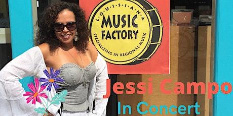 Jessi Campo Virtual Concert  in Louisiana tickets