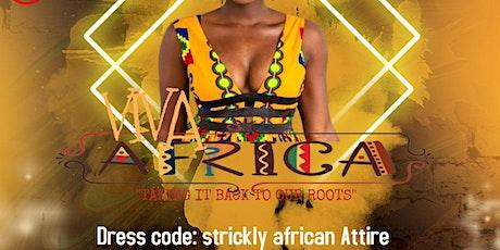 VIVA AFRICA tickets