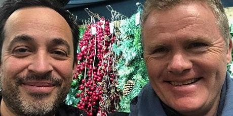 AOTA presents Jason Rebello & Iain Ballamy's Christmas Special tickets