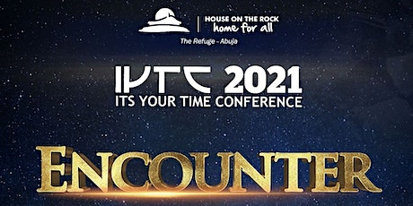 IT'S YOUR TIME CONFERENCE 2021 (IYTC 2021) tickets