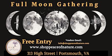 Full Moon Gathering-Free tickets