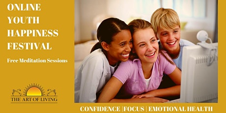 """Breathe Strong!- strategies for """"Stress- free Kids & Teens"""" tickets"""