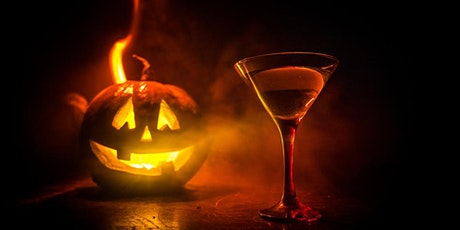 HALLOWEEN Bottomless Cocktails at Infinite Lounge - COSTUME DRESS-UP tickets
