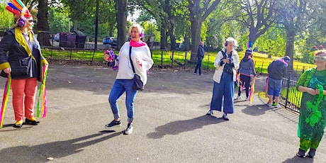 Disco in the Park with Ya Dancer Silent Discos - 20th November 2-3pm tickets