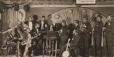 Jazz Under a Simple Tree at the Ward : Evening at the Savoy (themed event) tickets