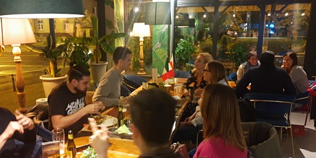 Thursday, English: Expats in Warsaw at Tandem Inte tickets