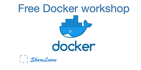 Free Docker workshop with hands on labs tickets