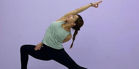 Miranda Leung x Sweaty Betty | Hatha Yoga tickets