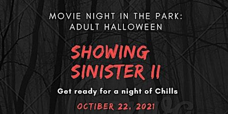 Movie Night in the Park: tickets