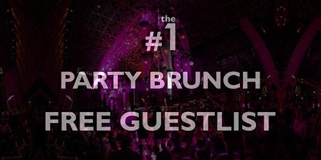 #1 PARTY BRUNCH in Las Vegas - SATURDAYS [FREE GUESTLIST] tickets