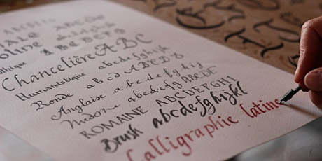 Calligraphy Workshop: Winter Season tickets