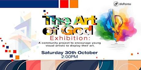 Art of God Exhibition tickets
