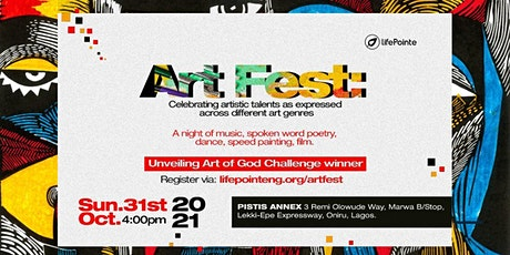 ART FEST billets