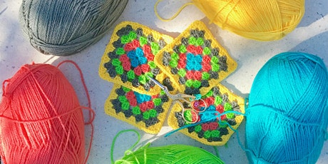Granny Squares are the New Black tickets