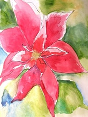 Christmas Watercolour Painting: Winter Season tickets