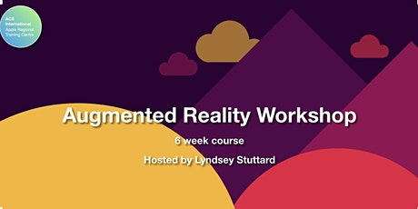 Augmented Reality Workshop: Session 4 entradas