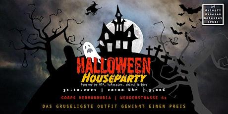 Halloween Party @ Hermunduria Mannheim (by thinc!, VaPassion, mtp, bdvb) Tickets