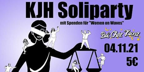 KJH Soliparty/ Women on Waves Tickets