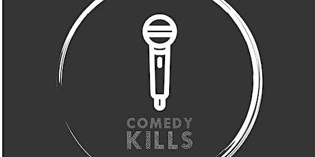 Comedy Kills Tickets