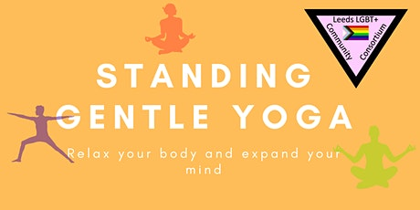 Gentle Standing Yoga tickets