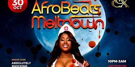 CCX Nights - Halloween Special! (AfroBeats) tickets