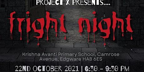 FRIGHT NIGHT tickets