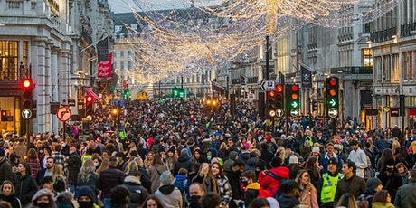 Magical Christmas Walking Tour in London tickets