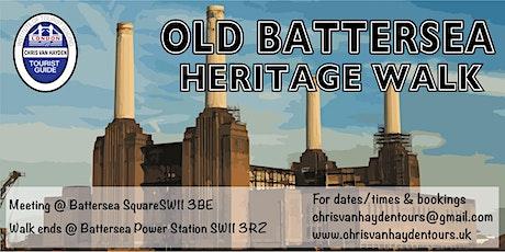 Old Battersea Heritage Walk  + optional drinks tickets