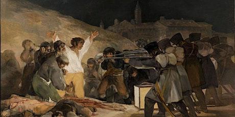 Las Huellas Francisco de Goya en la Corte entradas