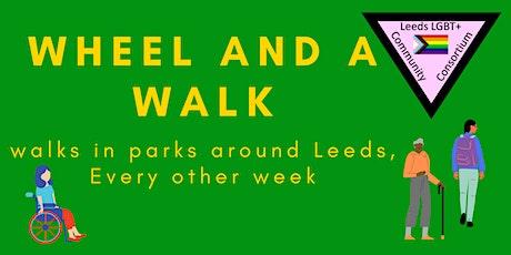 Wheel and a Walk (Walking Club) tickets