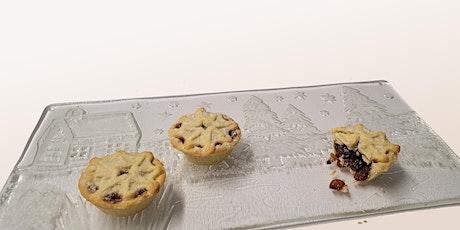 Make a Christmas Platter -  Glass Fusing Class tickets