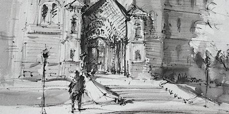 Demo sketching  University of Toronto - Marek Badzynski-Canada tickets