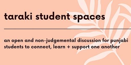 Taraki Student Spaces: Communicating our Boundaries tickets