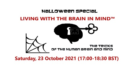 Halloween Special: The tricks of the human brain and mind tickets