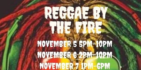 Reggae by the Fire Music Festival tickets