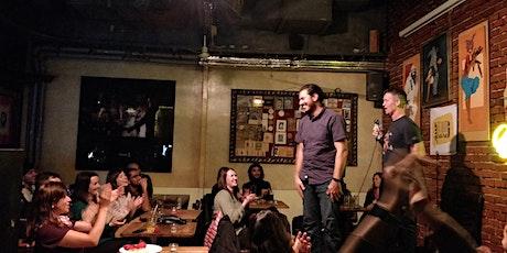 English Standup Comedy In Munich - Medium Rare tickets