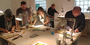 Voucher for One Day Stained Glass Workshop for Beginner...