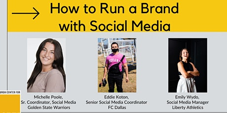 How to Run a Brand with Social Media tickets