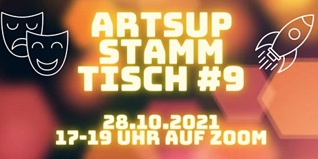 ArtsUp Stammtisch #9 Tickets