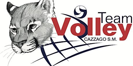 Team Volley Cazzago - KS Rent Trentino biglietti