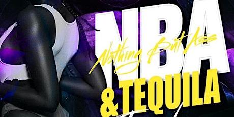 NBA & TEQUILA TUESDAYS tickets