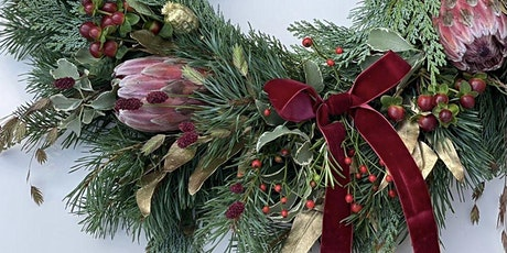 Sustainable Christmas Wreath Workshop tickets