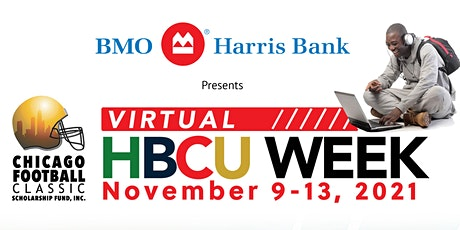 Chicago Football Classic 2021 VIRTUAL HBCU WEEK- Student Registration tickets